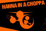Hanna In A Choppa Game
